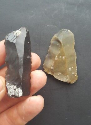 super upper palaeolithic flint tools
