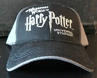 34656a9ee70 Universal Studios The Wizarding World of Harry Potter Baseball Cap Hat New