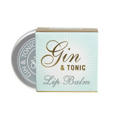 Gin and Tonic Lip Balm by Bath House (15g Lip  Balm)
