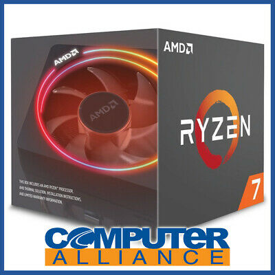 AMD AM4 Ryzen 7 2700X Eight Core 3.7GHz 105W CPU PN YD270XBGAFBOX (No Integrated