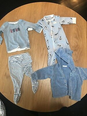 Purebaby & Country Road 3-6 Month Baby Boy Bundle