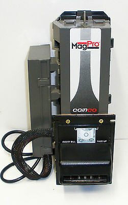 Coinco MAG50B Pro $$$$ Dollar Bill Acceptor/Validator MDB/Pulse BA30B  Used  NB