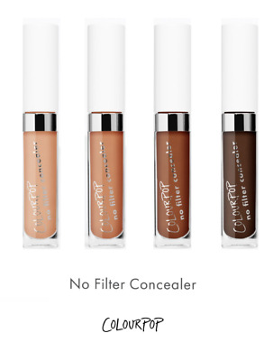 COLOURPOP |  No Filter Concealer CHOOSE SHADE Authentic Contour Highlight Light