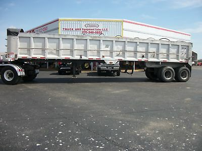 1996 East End Dump Trailer End Dump Trailers
