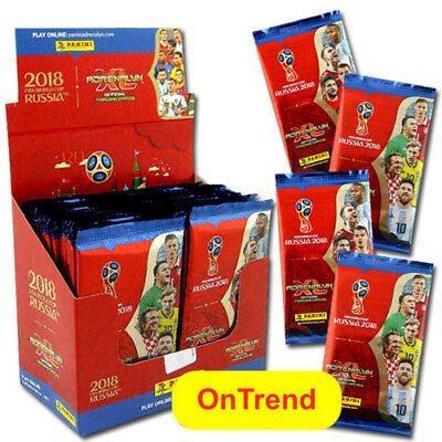 2018 FIFA RUSSIA World Cup Official Trading Card, ADRENALYN XL PANINI SOCCER
