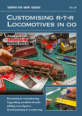 Peco SYH 28 Railway Modeller Customising RTR Locomotives New 16 Page Booklet 1st