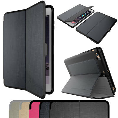 Smart Shockproof Folio Leather Protective Cover Case For Apple iPad Mini 1 2 3 4
