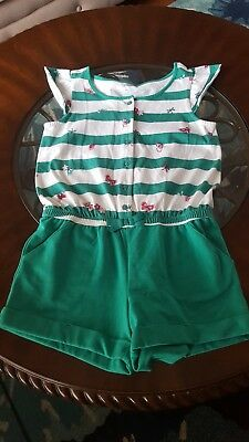 Girls Gymboree romper size 10