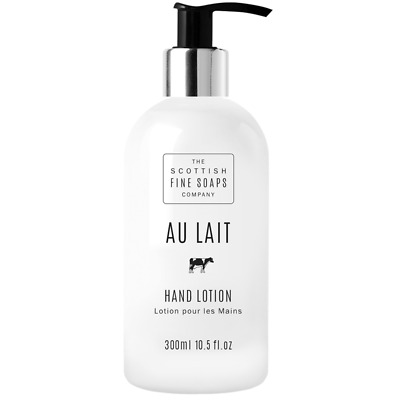 Scottish Fine Soaps Company Au Lait Hand Lotion 300ml