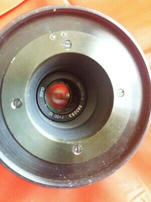 Lomo lens OKS1-50-6 2/50mm OST19 Konvas Kinor