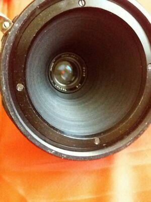 Lomo lens OKS8-35-1 PL mount Konvas Arriflex Red One