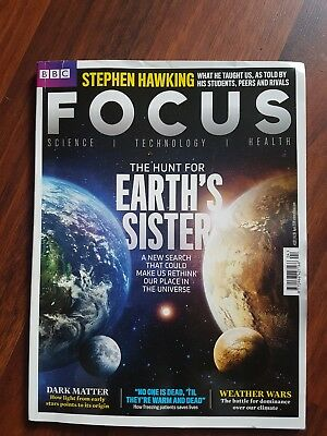 BBC Focus Magazine - Issue #320 - April 2018 - The Hunt for Earth's Sister.