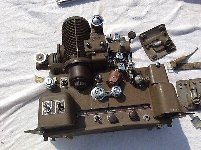 Vintage Bell and Howell 621 16mm sound projector for spares