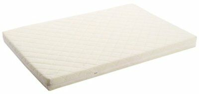 Baby Extra Thick Travel Cot Mattress - 95 x 65 x 7.5cm