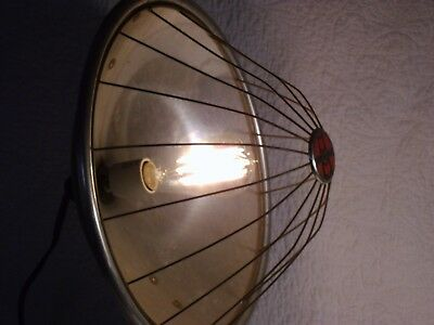 Steampunk Industrial Lamp Man Cave Machine Age Lighting Antique Westinghouse