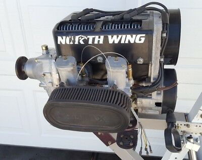 Rotax 503 Ultralight Aircraft Engine (COMPLETE & Ready to Use)