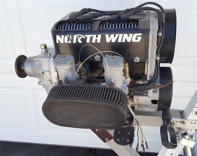 Rotax 503 Ultralight Aircraft Engine (Ready to Use)