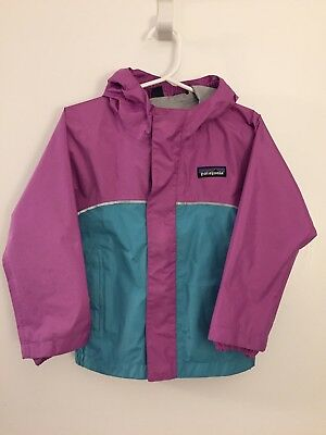 Patagonia Toddler Raincoat - Size 2T
