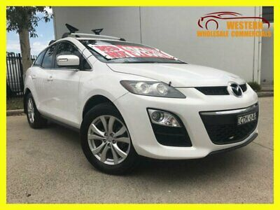 2011 Mazda CX-7 ER Series 2 Classic Sports Wagon 5dr Activematic 6sp 4WD 2.3 A