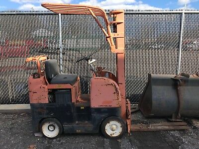 Allis-Chalmers AC : FT 25 , 3,000 LB Fork Lift / Truck  * 145 HRS yale hyster
