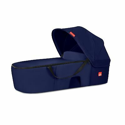 Good Baby / Child / Kids Cot To Go Lightweight Carrycot - Sapphire Blue