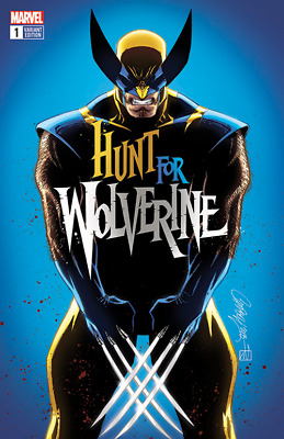 Hunt For Wolverine #1 J Scott Campbell Variant Marvel Comics X-Men Preorder