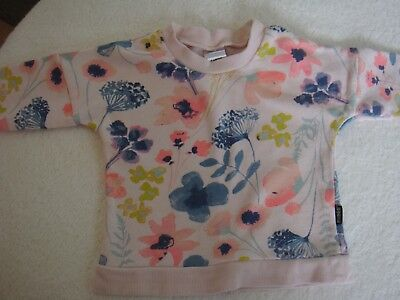 Bonds Baby Girl Pullover Size 00