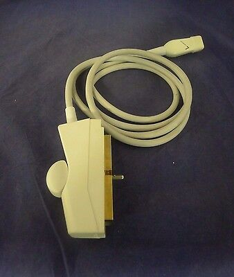 Acuson 7 Needle Guide V7 Ultrasound Transducer Probe USED