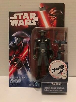 Disney Star Wars The Force Awakens FB Imperial Inquisitor Action Figure 3.75in