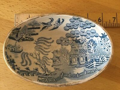oriental  bowl antique