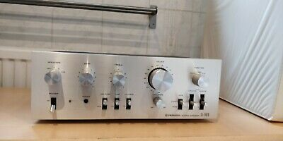 Pioneer SA-7500 Mk ii Stereo Integrated Amplifier (1975-78)