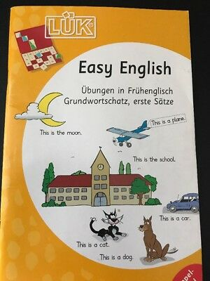 mini lük Heft für den 24er Kasten  Easy English   Doppelband