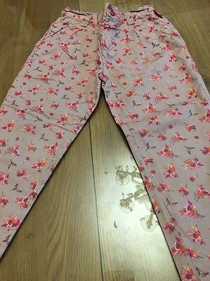 Girls Ted Baker Trousers Size 4/5