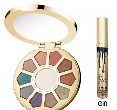 MAKE BELIEVE IN YOURSELF Eyeshadow Limited 11 Colors Palette+Gift