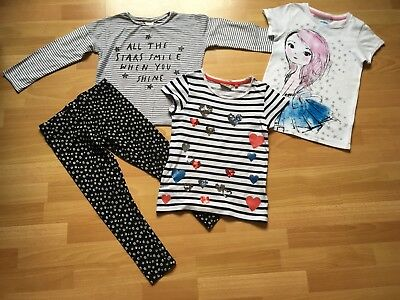 Bundle of Girls Clothes 7 Years NEXT ZARA Good Condition