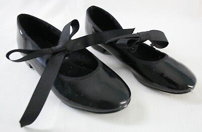 ABT Spotlights Tap Shoes Girls size 11 M Very good condition