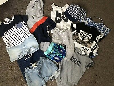 Baby Boy Clothes Bulk 00 Bonds Bardot