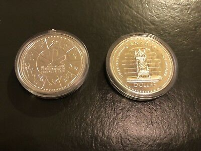 Canada Silver Dollar Lot - 50% Silver (Free Shipping and Tracking)