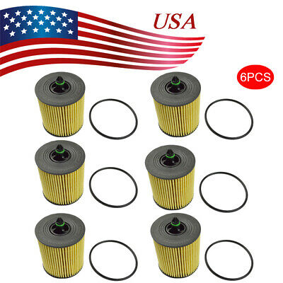 6-PACK - Ultra Synthetic Oil Filter - Top of the Line - Replacement XG9018