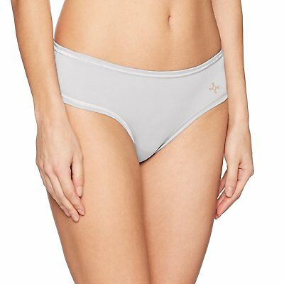 Tommie Copper Womens Core Cotton Hipster Panties, White, Size Medium 28-29""