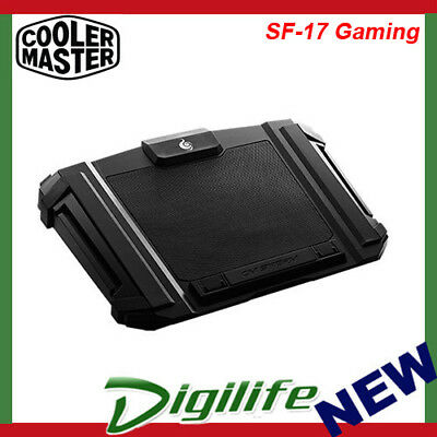 Cooler Master Storm SF-17 Gaming Notebook Cooling Pad R9-NBC-SF7K-GP