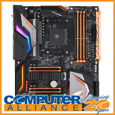 Gigabyte AM4 ATX X470 AORUS Gaming 7 WIFI Motherboard