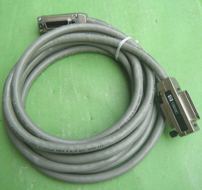 1pc Used Good Agilent HP HEWLETT PACKARD 10833C GPIB CABLE,Length 4m