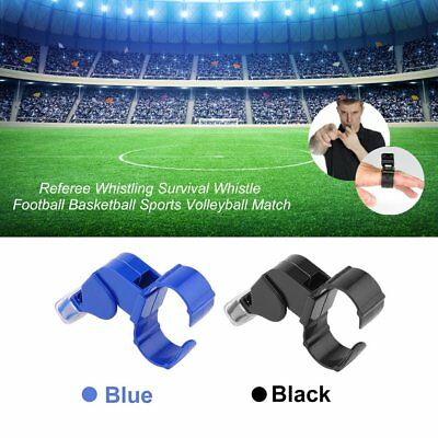Referee Whistling Survival Whistle Football Basketball Sports Volleyball Match G