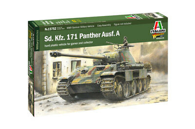 ITALERI Warlord Games Sd. Kfz. 171 Panther Ausf.A Nr.: 15752 1:56 (28mm)