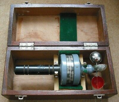 +++ Hand Anemometer In Original Case +++