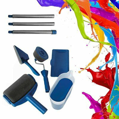 pintar facil Paint Runner Pro Roller Roller Brush Tool Flake Shelf Mural Pai CP