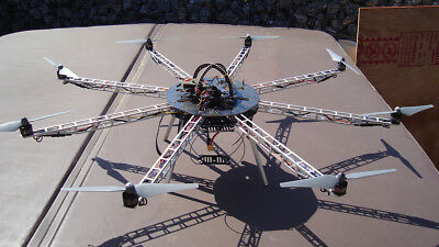 Octocopter 1m Durchmesser