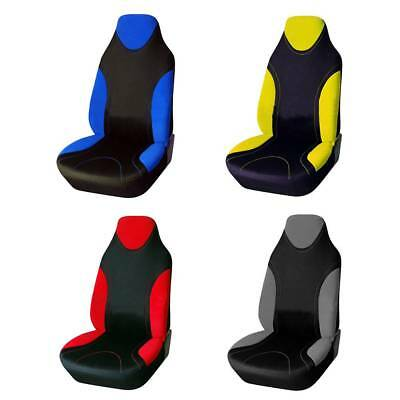 Auto Front Seat Covers For Car Sedan Truck Van Universal Cover 4 Colors