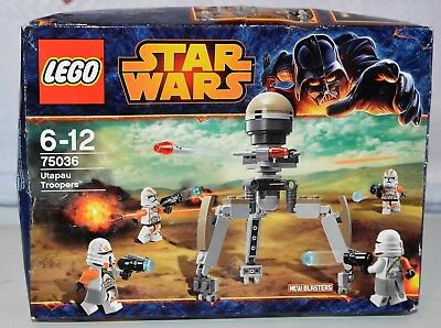 Lego Star Wars 2017 microfighters séries 4 75060 75061 75062 75063